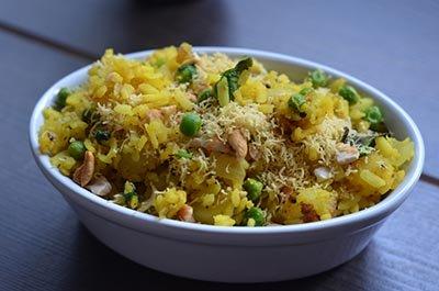 Poha/Flattened Rice/Aval/Beaten Rice