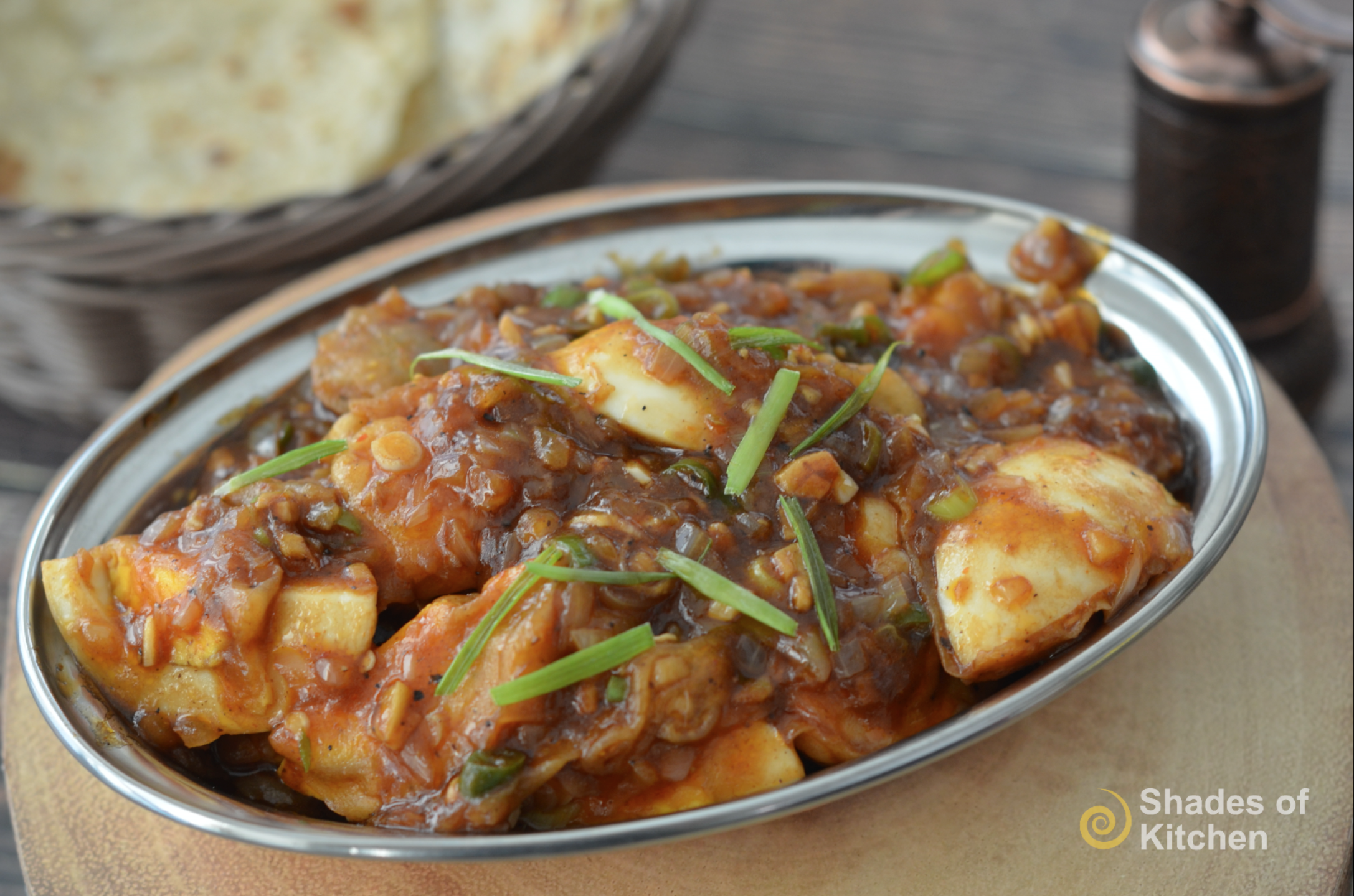 Egg Manchurian | Indo-Chinese Egg Manchurian | (VIDEO)