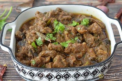 Mutton Chukka Gravy | Easy Mutton Chukka Gravy (VIDEO)