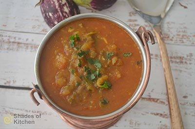 Kathirikai Peerkangai Masiyal | Brinjal & Ridge Gourd Masiyal | 15 Minutes Breakfast Side Dish (VIDEO)