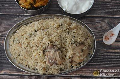 Thalappakatti Chicken Biryani | Chicken Biryani (VIDEO)