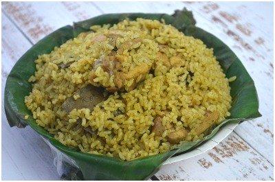 Donne Chicken Biryani | Bangalore Style Chicken Biryani