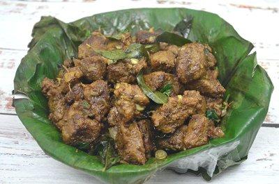 Mutton Sukka | Mutton Chukka Varuval (VIDEO)