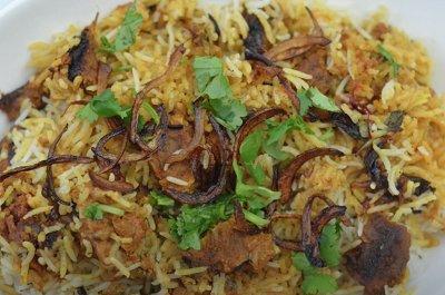 Hyderabadi Mutton Biryani   Mutton Dum Biryani (VIDEO)
